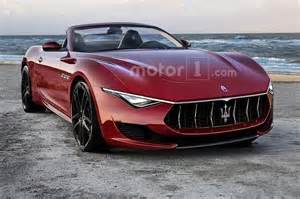 How Much Are Maseratis 2019 Maserati Alfieri Cabrio Render Has Our Approval