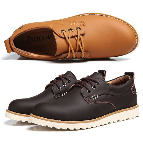free shipping new mens shoes work office shoes
