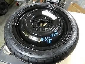 2011 2012 2013 hyundai elantra spare tire wheel donut kit