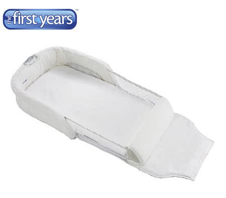 Secure Baby Sleeper by The Years Secure Foldable Baby Sleeper