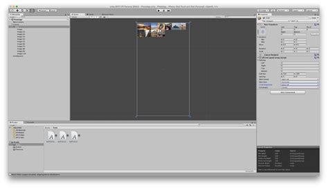 unity grid layout exle prototyping ui in unity part 4 layout components
