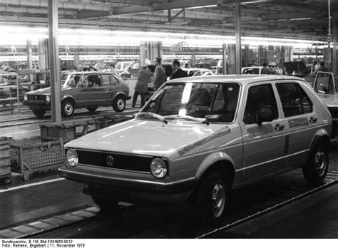 Auto Verschrotten Wolfsburg by Vw Golf I