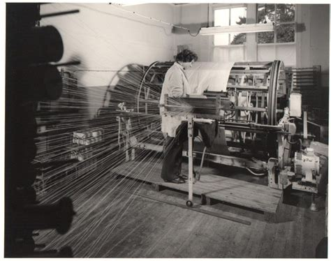 sectional warping process warping the threads of time humphries weaving