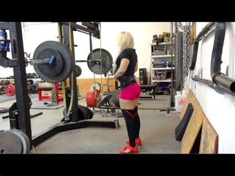 deadlift bench press squat kim valentine 280 raw squat 325 deadlift 160 bench