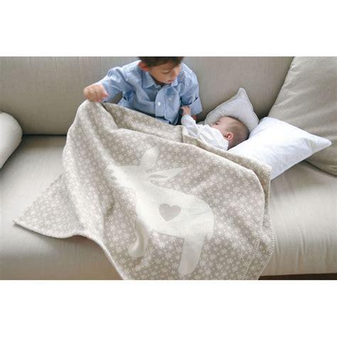 personalisierte babydecke 150 kinderdecke 100 kba baumwolle motiv esel 100x150 cm