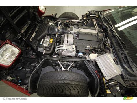 1994 corvette engine 1994 chevrolet corvette convertible 5 7 liter ohv 16 valve
