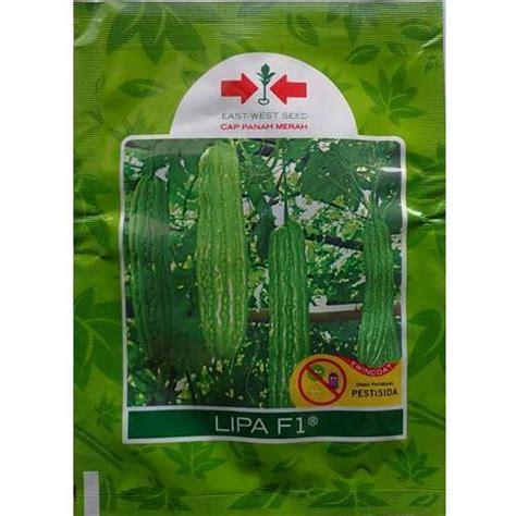 Bibit Paria F1 jual benih paria lipa f1 50 biji panah merah bibit