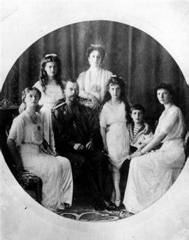 Tsar Nicholas II's Family | History Rhymes