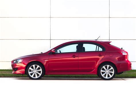 lancer mitsubishi 2012 2012 mitsubishi lancer sportback review and rating motor