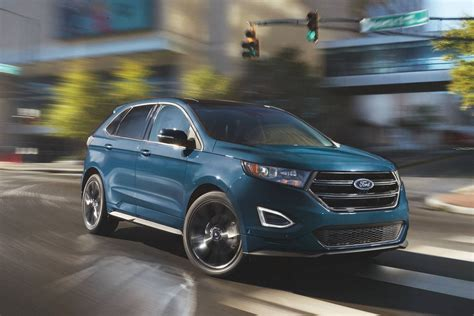 ford edge rs 2018 ford edge titanium price release date specs