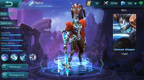 Kaos Mobile Legend Assassin mobile legends guide should you buy alpha or not roonby