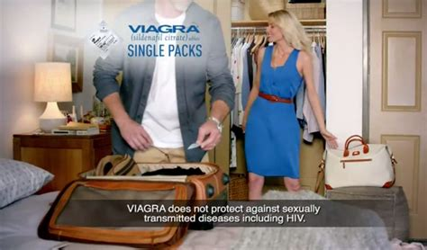 who the woman in the viagra commercial pfizer viagra single dose packets star in new tv