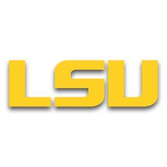 White Team Wins LSU Spring Game 26-7 After Lightning ... Lsu Football Logo