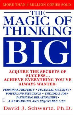 the magic of thinking 10 life changing books for any entrepreneur