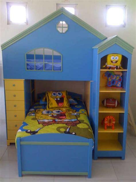 Spongebob Bunk Bed Boys Bedroom Ideas Bedroom At Real Estate