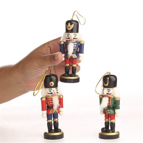 christmas nutcracker ornaments