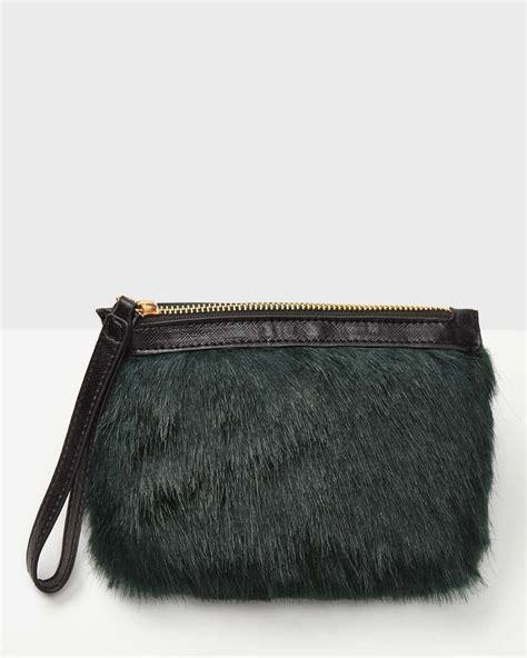 Faux Fur Clutch faux fur clutch bag rw co