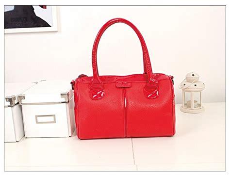 Tas Wanita Catty Merah tas wanita import kulit merah model terbaru jual murah import kerja