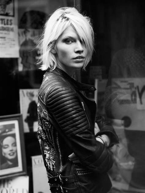 rock and roll female front woman bob haircut women s punk grunge hairstyles wardrobelooks com