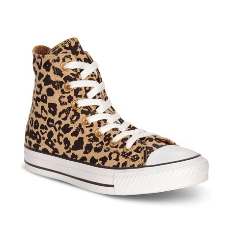 high top converse sneakers converse chuck high top sneakers in brown