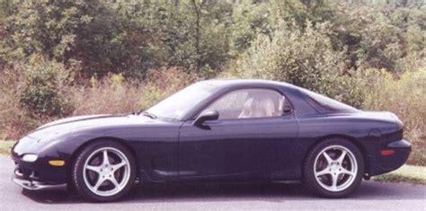 car owners manuals free downloads 1994 mazda rx 7 electronic valve timing 1994 mazda rx 7 service repair manual download