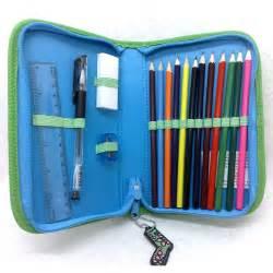 pink pony pencil case colouring pencils farm toys