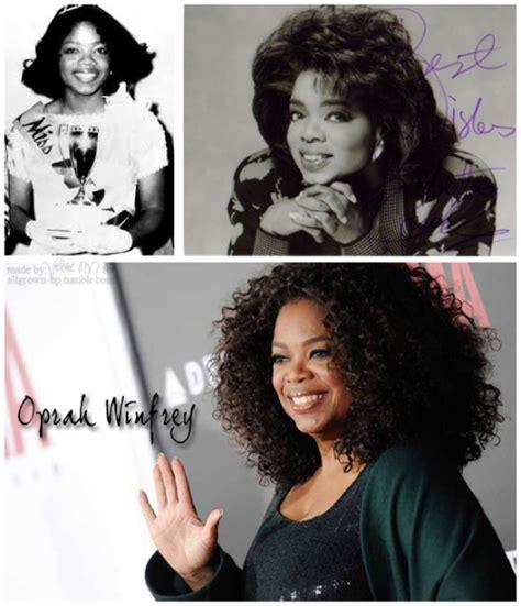 oprah winfrey date of birth all grown up