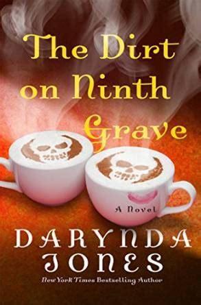 the ninth grave a fabian risk novel fabian risk series books review the dirt on ninth grave by darynda jones jones