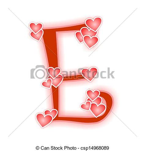 si鑒e タ 钁e 3 lettres stock illustration alphabet brief liebe e liebe