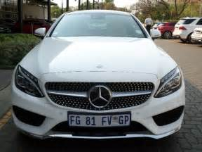 C300 Mercedes For Sale Used Mercedes C Class C300 Coupe For Sale In Gauteng