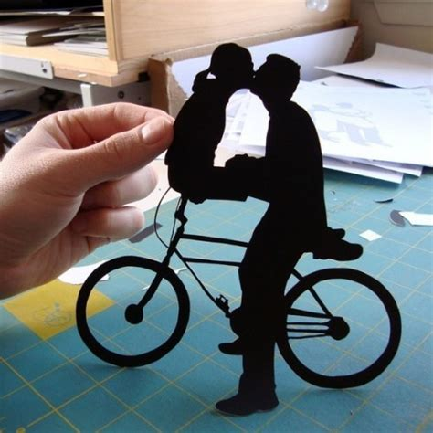 How To Make A Bike Out Of Paper - that ll be the day bicycle cake topper