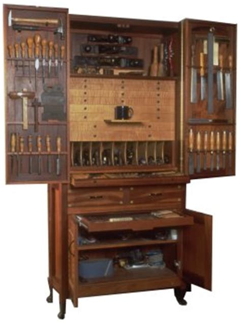 Tool Cabinet Woodworking Plan Build Your Own Wood