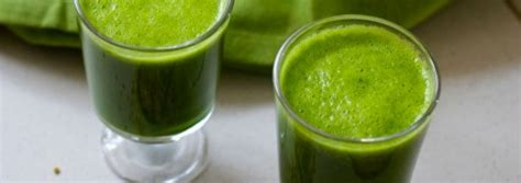 Detox Juice For Allergies by Conscious Cleanse Allergy Busting Green Juice