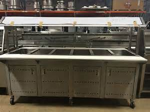 Commercial Buffet Tables Portable 6 Well Commercial Buffet Steam Table Stainless