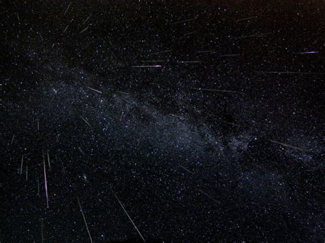 Listen To Meteor Shower by Perseid Meteor Shower Peaks Tonight Coincides With New
