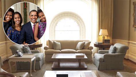 obama residence obama first family residence the white house family
