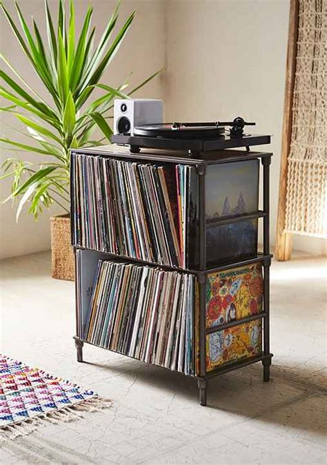 vinyl storage shelf outfitters
