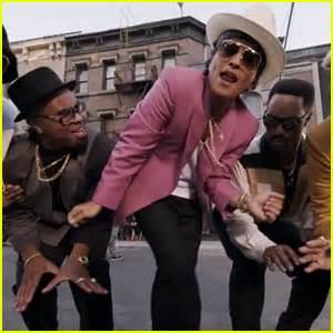 Bruno mars has