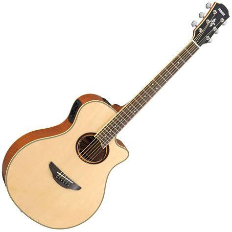 Gitar Akustik Elektrik Yamaha Apx Ntrl musicworks guitars acoustic electric guitars