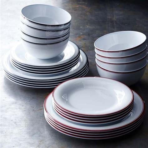 Kitchen Dinnerware Outlet Williams Sonoma Open Kitchen Melamine Dinnerware