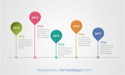 free new templates for ppt powerpoint timeline template powerpoint presentation