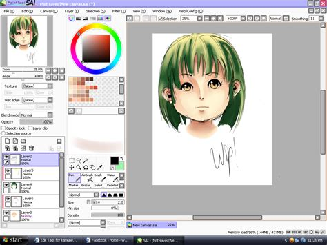 paint tool sai version free no trial paint tool sai free version