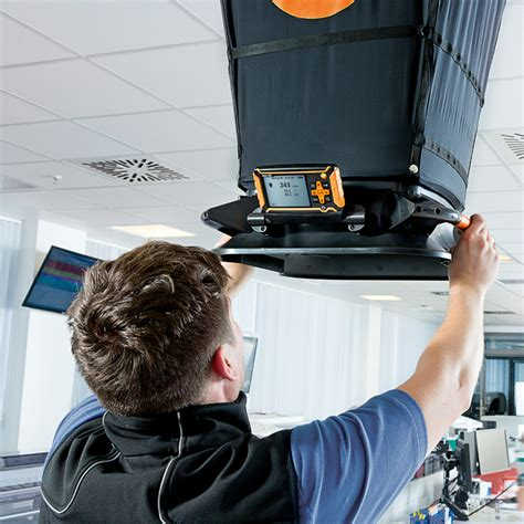testo cool testo 420 air flow kit includes cool tools hvac