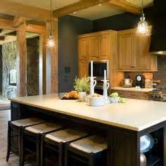 Oak cabinets on pinterest general finishes gel stains and cabinets