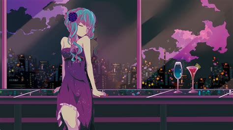 electro swing free download vocaloid full hd wallpaper and background 3000x1683 id