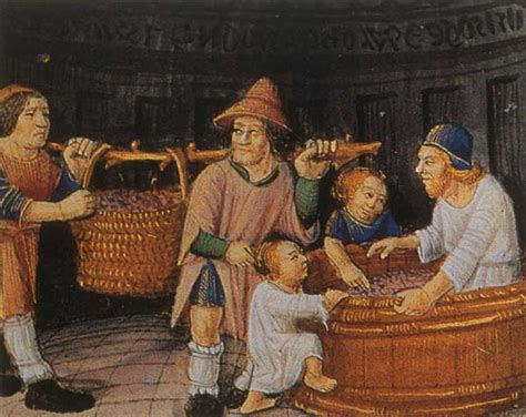 Medieval Kitchen Design by Rural Family 171 Medieval Maidens