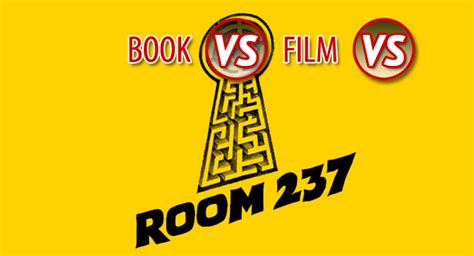 Room Book Vs Book Vs Vs Audience The Shining And Room 237
