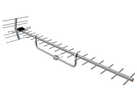 Paket Antena Yagi 25 antena externa castelo m 1087 4 em 1 vhf uhf fm e hdtv car interior design