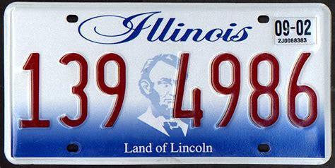 Vanity Plates Illinois illinois y2k