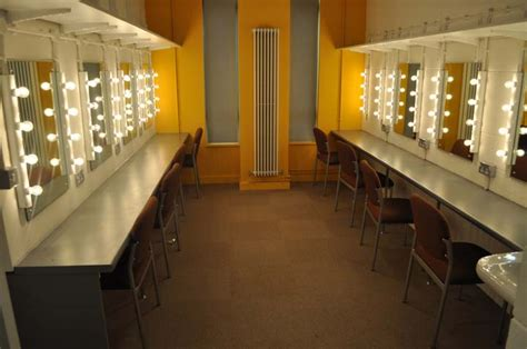 stage dressing room our building and facilities theatre and television the of york